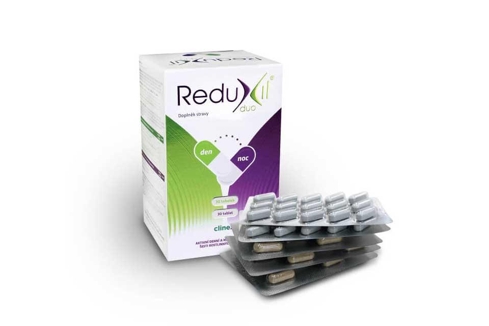 Recenze Reduxil duo 30 tablet